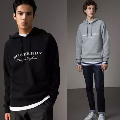 《only VIP》LINE burberry*** hoodie