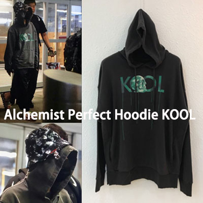 《only VIP》LINE Alch@mist KOOL Perfect Hoodie