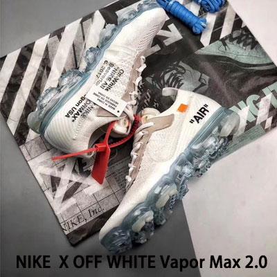 《only VIP》LINE N@KE  X OFF WHITE Vapor Max 2.0 [white]