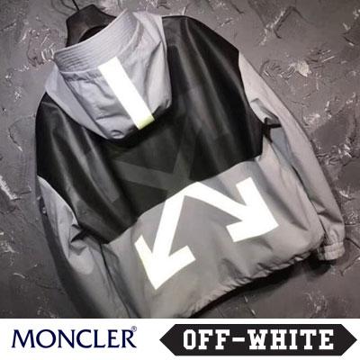 《only VIP》LINE monxoff collaboration windbreaker