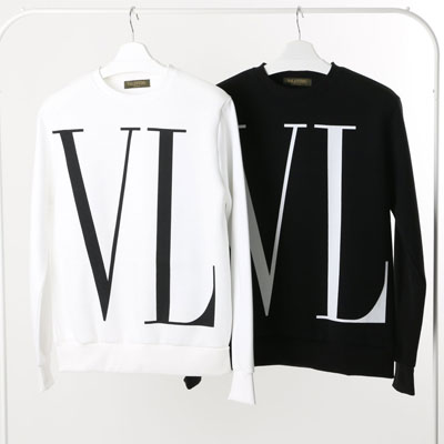 《only VIP》LINE VLTN 起毛sweatshirts