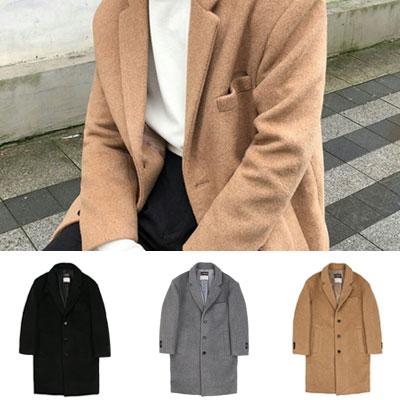 シックムードウールコート(3color)