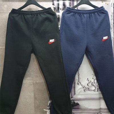 《only VIP》LINE Ni@e X Supr@me 起毛 jogger pants