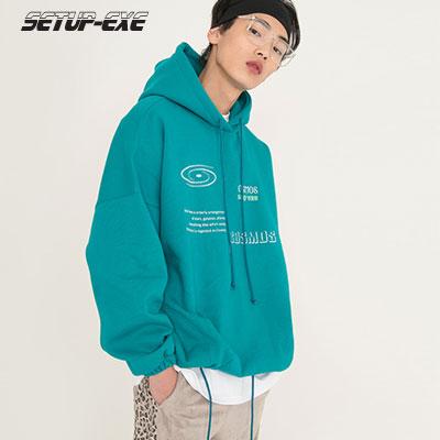【SETUP-EXE】SPACE HOOD - Blue green