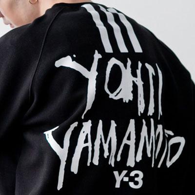《only VIP》LINE y3 起毛 sweatshirts