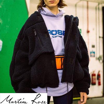 《only VIP》LINE M@rtine rose fleece jacket