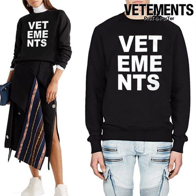 《only VIP》LINE veteme*** sweatshirts