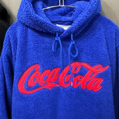 《only VIP》LINE coke hoodie