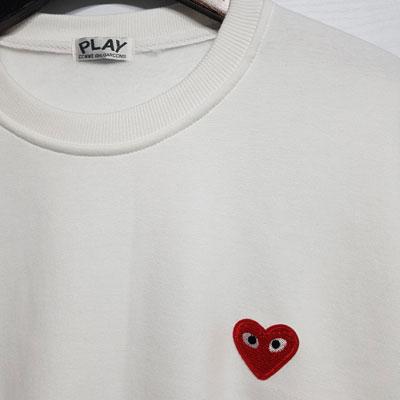 《only VIP》LINE CDG 起毛 sweatshirts