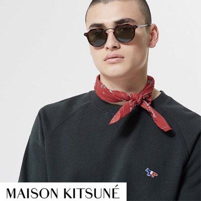 《only VIP》LINE m@ison kitsune swaetshirts