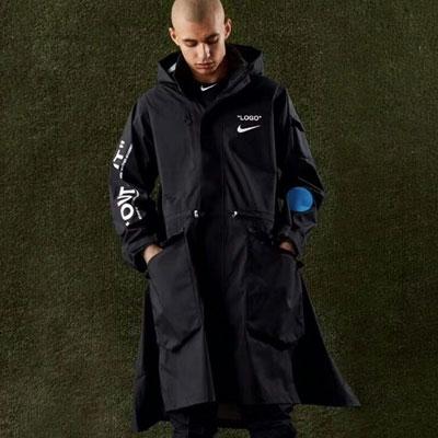 《only VIP》LINE ni@e x off football collection rain coat