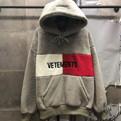 《only VIP》LINE vet x tommy double side grey hoodie