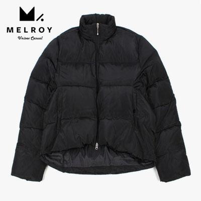【MELROY】C カットアンバランスショートジャケット(2color)