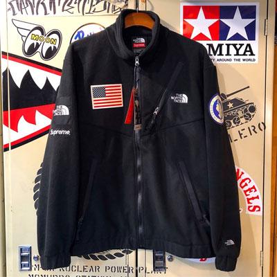 《only VIP》LINE sup x north fleece jacket
