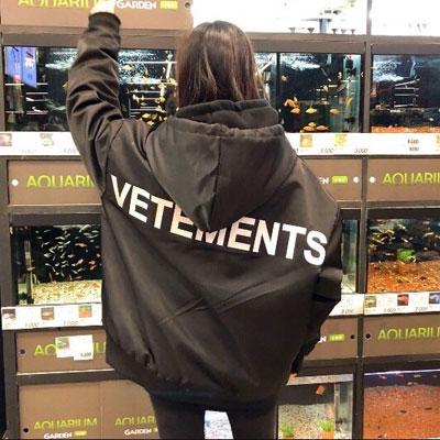 《only VIP》LINE veteme*** hoodie down
