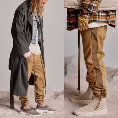 《only VIP》LINE FOG track pants