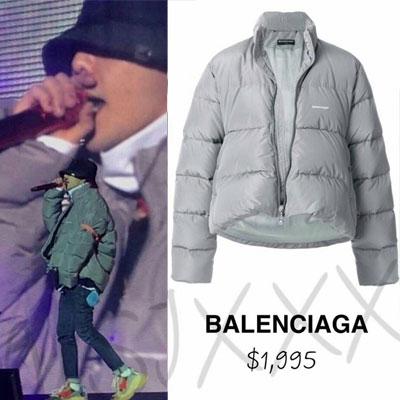 《only VIP》LINE balenci*** down jacket