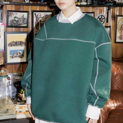 《only VIP》LINE reversible sweatshirts