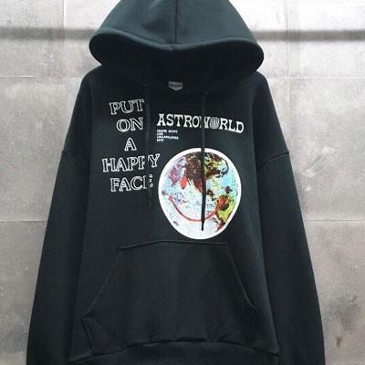《only VIP》LINE travis sc*** hoodie