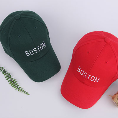 [UNISEX] ボストンボールキャップ(6color)