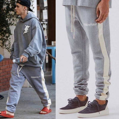 《only VIP》LINE FOG pants