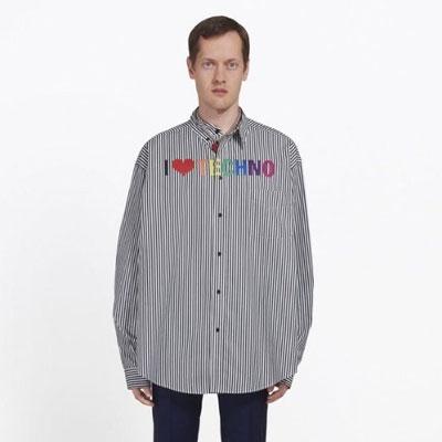《only VIP》LINE balencia** shirts