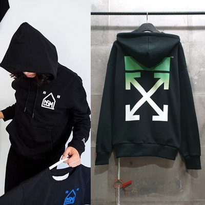 《only VIP》LINE offxDSM hoodie