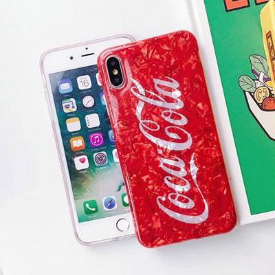 《only VIP》LINE coca cola iPhone case