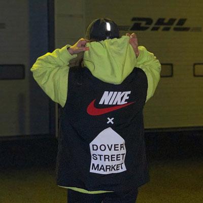 《only VIP》LINE DSMxNI** down vest jacket