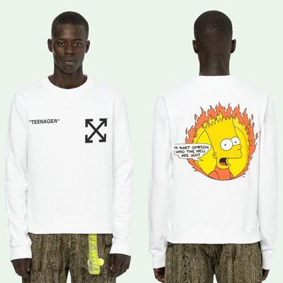 《only VIP》LINEOFF sweatshirts