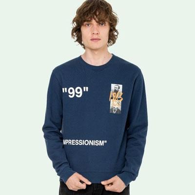 《only VIP》LINE OFF sweatshirts