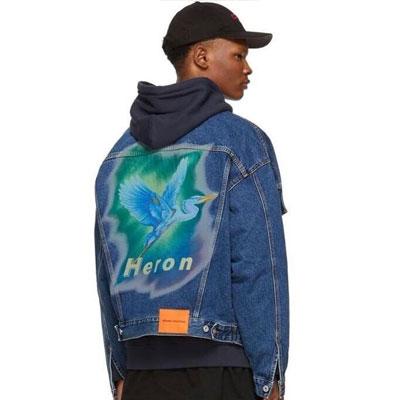 《only VIP》LINE HERON *** denim jacket