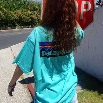 《only VIP》LINE P@tagonia Tshirt