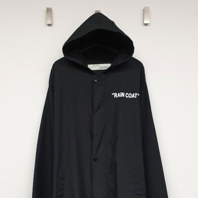 《only VIP》LINE OFF raincoat