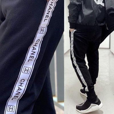 《only VIP》LINE CHA*** pants