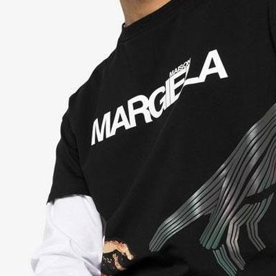 《only VIP》LINE Margiell* tshirt