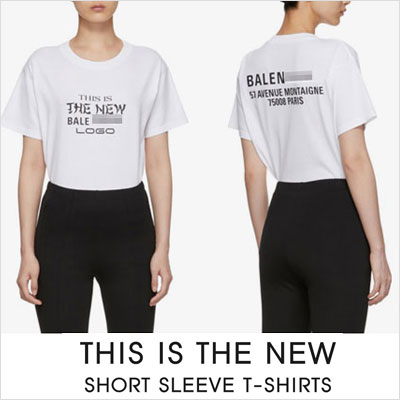 [UNISEX]THIS IS ロゴ半袖Tシャツ(2color)