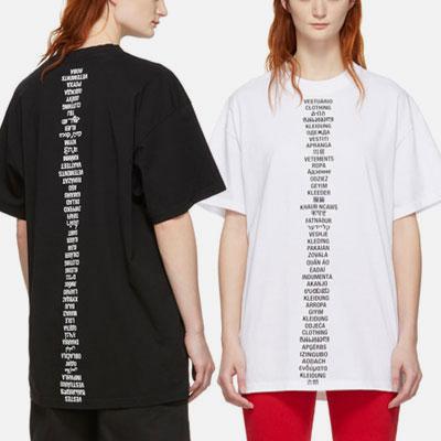 [UNISEX]ワールドクロスレザー半袖シャツ(2color)