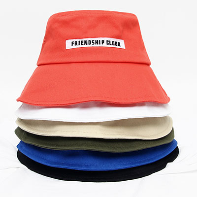 [UNISEX]FRIENDSHIP バケットハット(6color)