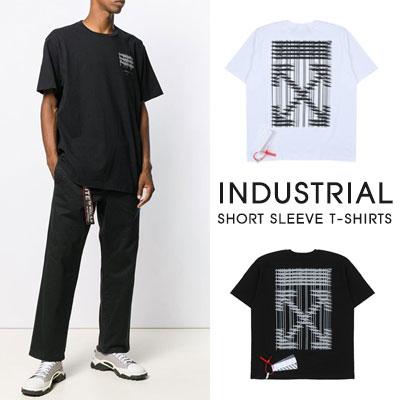[UNISEX]INDUSTRIA半袖Tシャツ(2color)