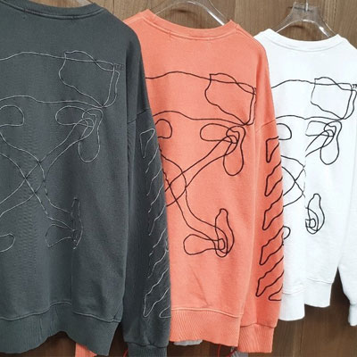 《only VIP》LINE OFF sweatshirts