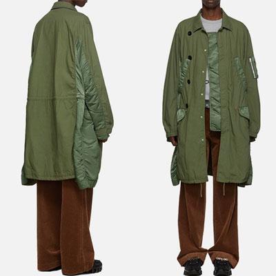 [UNISEX]シャーリングオーバーサイズジャケット(2color)