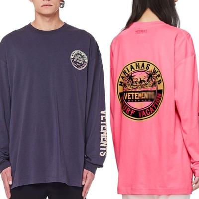 [UNISEX] ウェブサーフスウェットシャツ (2color)