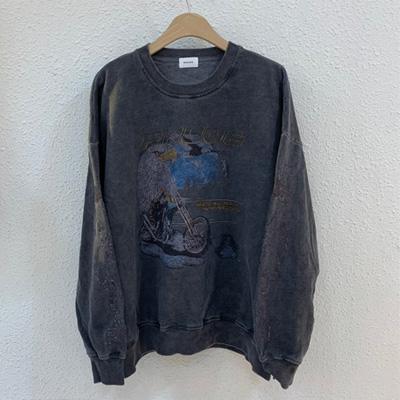 [UNISEX] イーグルライダークラックスウェットシャツ