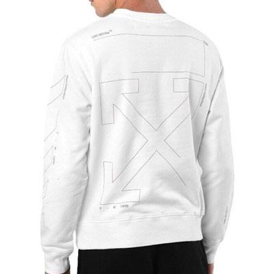 [UNISEX] アンフィニッシュドアローFWコレクションスウェットシャツ (2color)