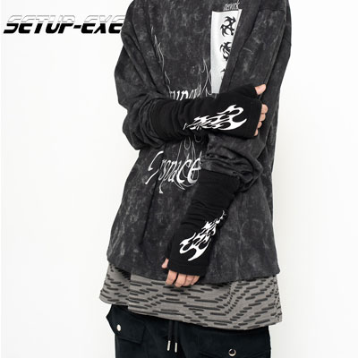 【SETUP-EXE】Fire fleece hand Warmer - black