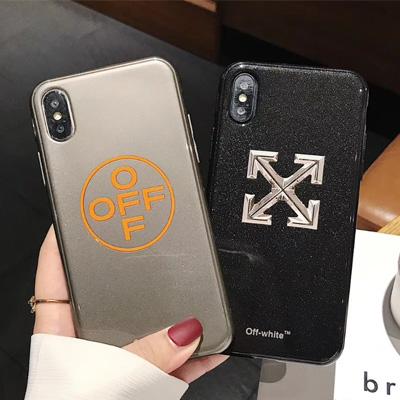 [UNISEX] アローロゴプリントiPhoneスマホケース/スマホカバー (2type)