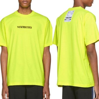 [UNISEX] 後ろポステージTシャツ/半袖(4color)