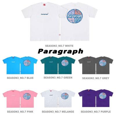 [Paragraph] マルチバンダナTシャツ (7color)