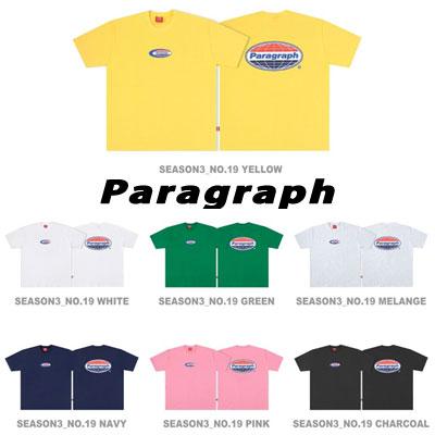 [Paragraph] ペプシtシャツ (7color)
